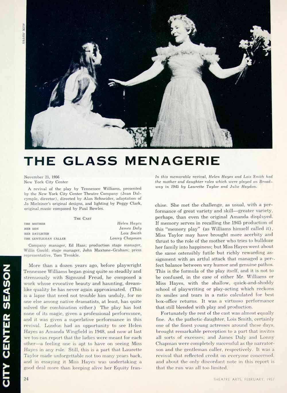 E Business Essay  Article The Glass Menagerie Play Review Tennessee Williams Helen Hayes  Yta Help Writing Nursing Admission Eassay also Teaching Essay Writing To High School Students  Article The Glass Menagerie Play Review Tennessee Williams  Custom Wrting