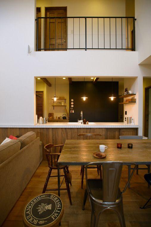 ROUGH MIX HOUSE ダイニン|HouseNote(ハウスノート)