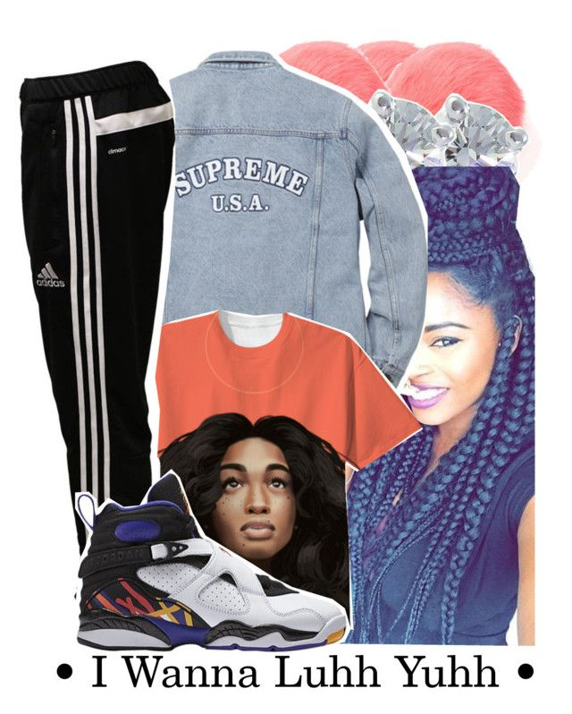 20afdc759cd9 by loyalnene ❤ liked on Polyvore featuring Tiffany   Co. and adidas ...