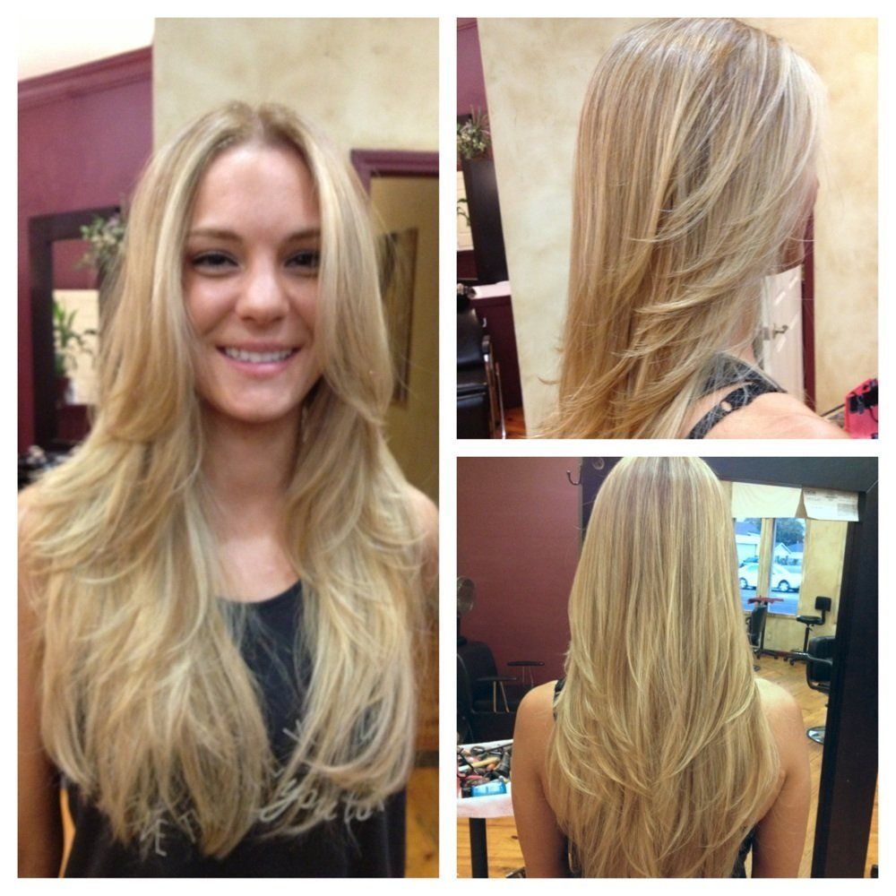 Balayage Highlights On Blonde Hair Yelp Hair Pinterest