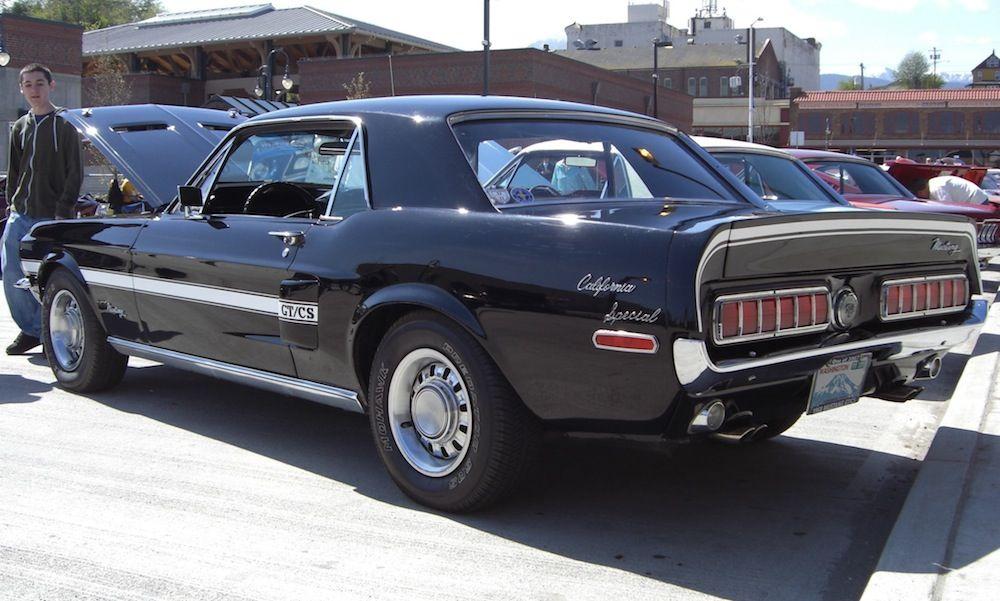 Pin by DaveB on GT/CS | 1968 mustang, Mustang, 1968 mustang gt