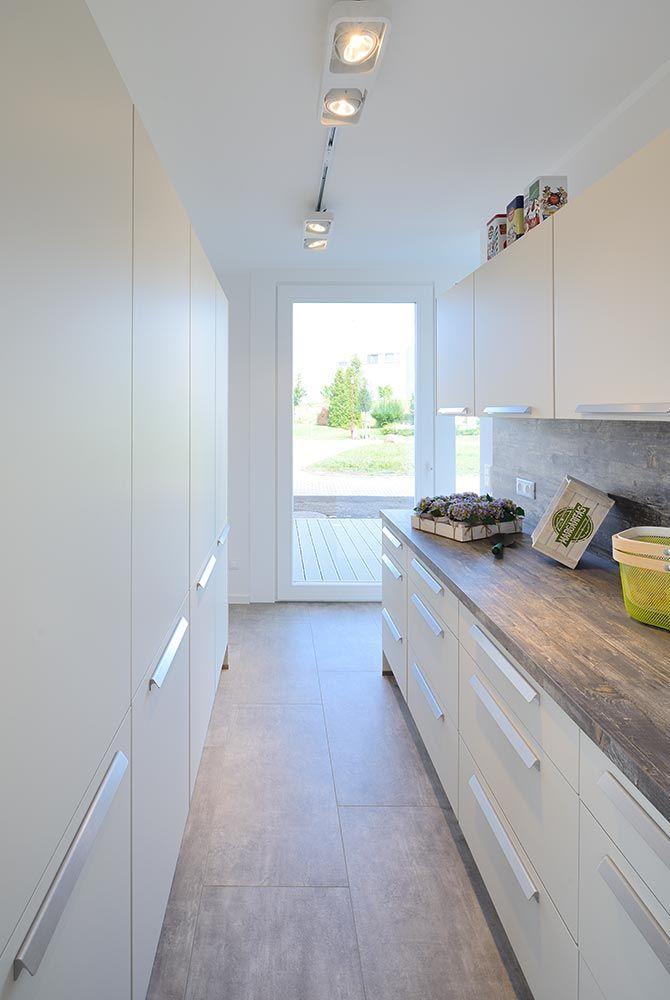 Vorratskammer Küche   Haus Ideen Kampa Musterhaus Erfurt   HausbauDirekt.de  | Inneneinrichtung | Pinterest