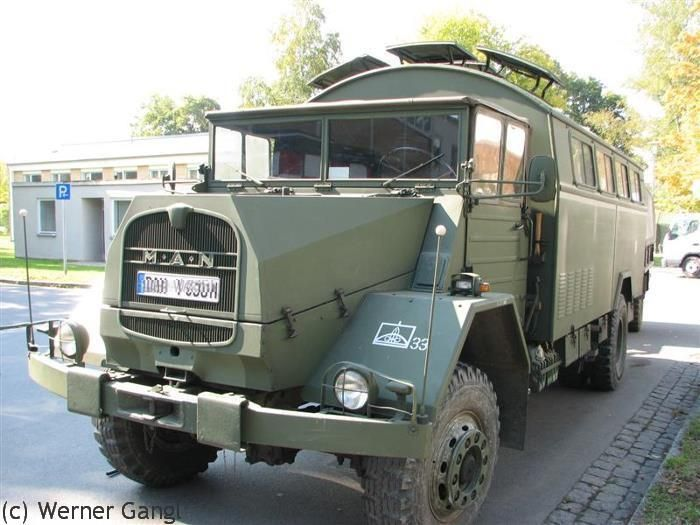 Lkw 5t Gl Man 630 L2 Rs Feldkuche Bw Oldtimer Lkw Feldkuche Bw Fahrzeuge