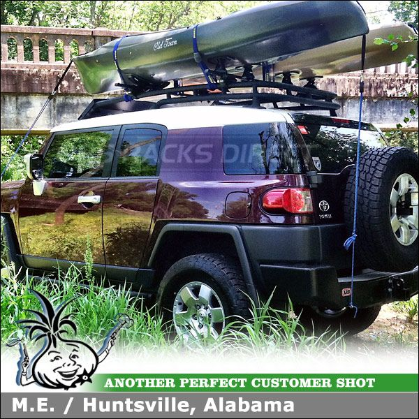 fj cruisers roof rack | roof-rack-cross-bars-2-kayak-racks ...