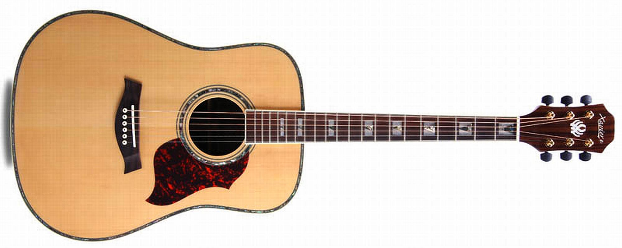 New Ax Guild Guitars Guitar Acoustic