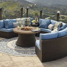 Fire Pit Outdoor Pits Gas Frontgate