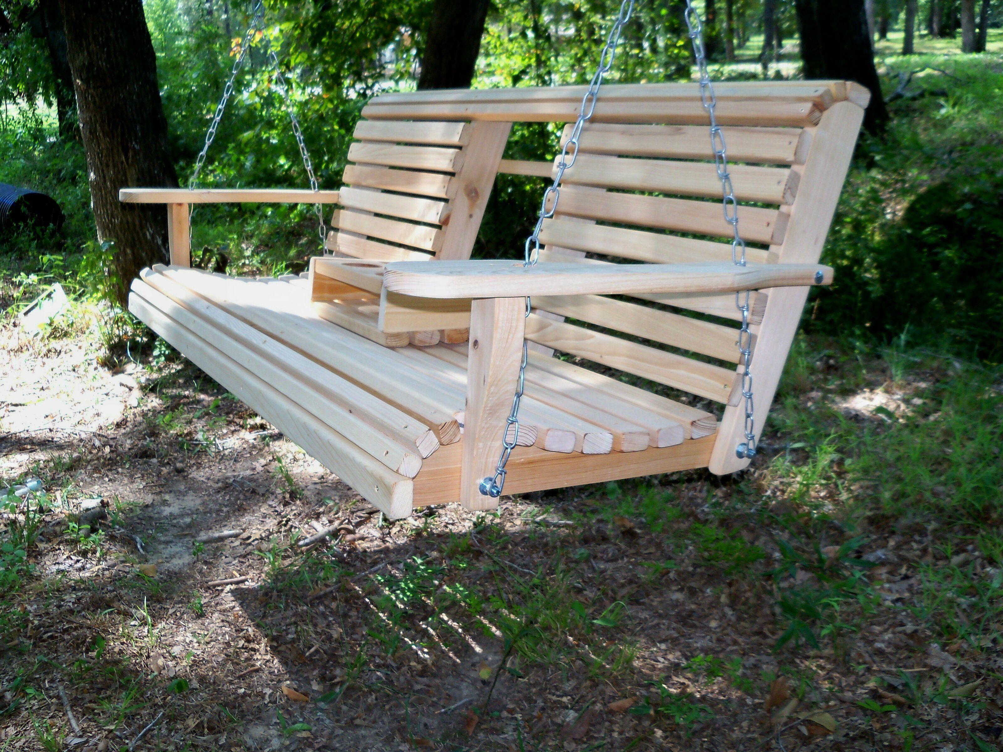 Metivier Porch Swing In 2021 Diy Porch Swing Plans Diy Porch Swing Porch Swing Wood porch swings for sale