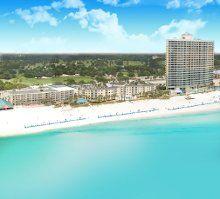 The Boardwalk Beach Resort Wedding Ceremony Reception Venue Florida Panhandle