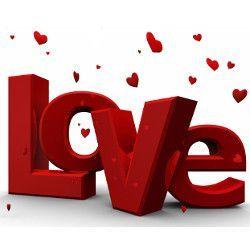 Letras de amor. Love letters