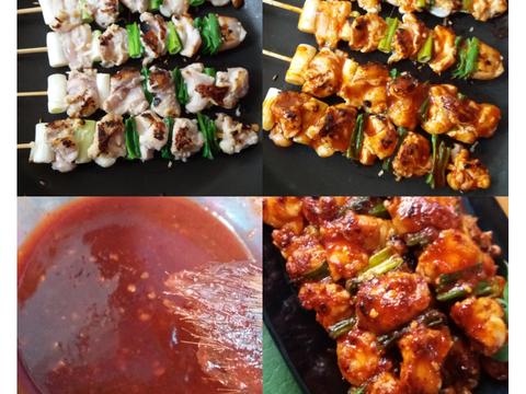 Resep Dakkochi Sate Ayam A La Korea Halal Version Oleh Izza Han Resep Resep Ayam Daging