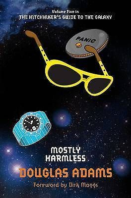 Mostly Harmless by Douglas Adams Like New! FREE POST!! (Paperback, 2009)