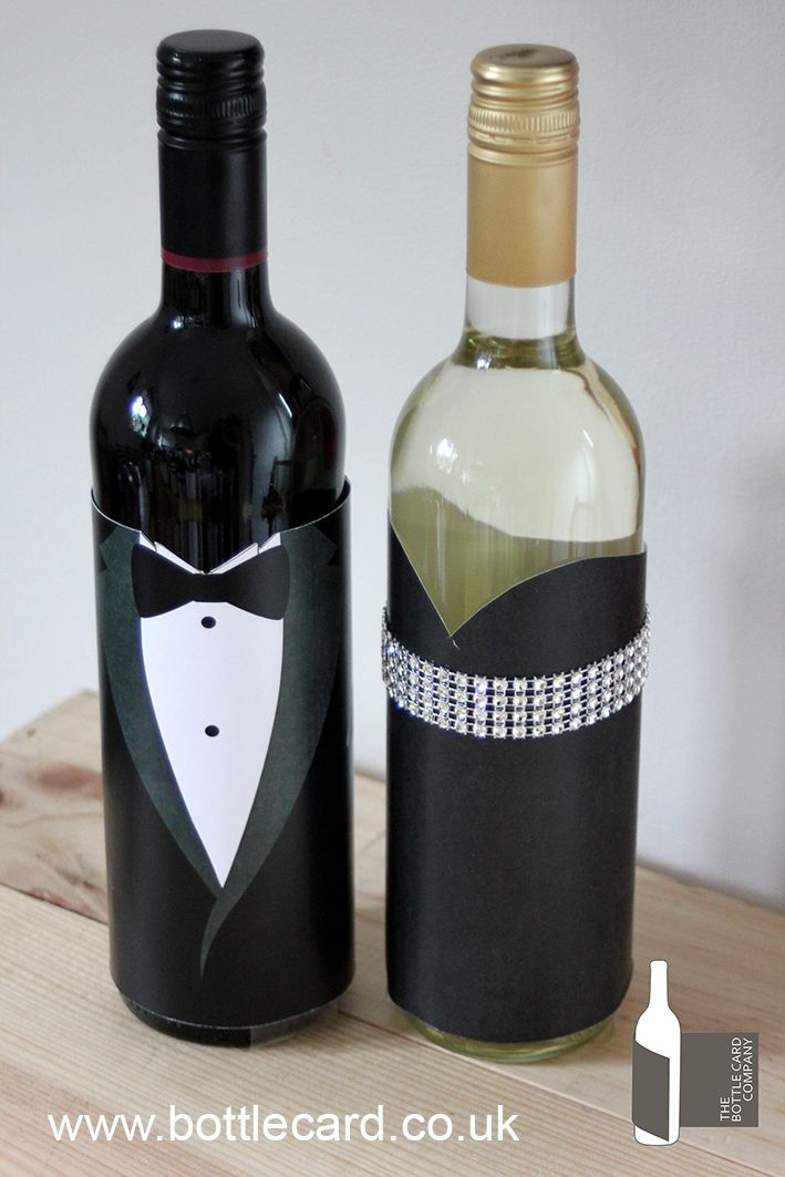 The best dressed bottles in town :)