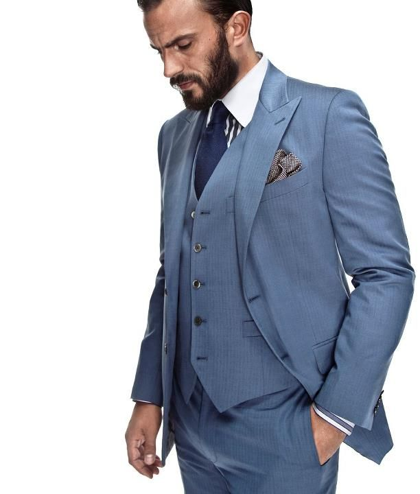 french blue suits - Google Search | Suits | Pinterest | Photos ...
