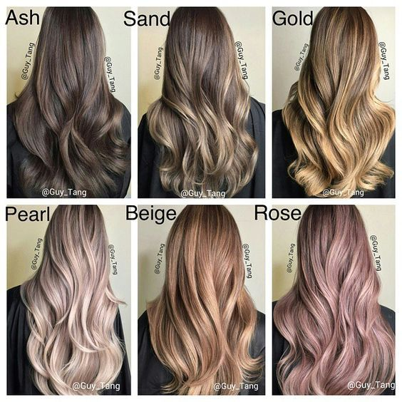 Useful Hair Charts Clip In Hair Extensions Hair Dyed Hair