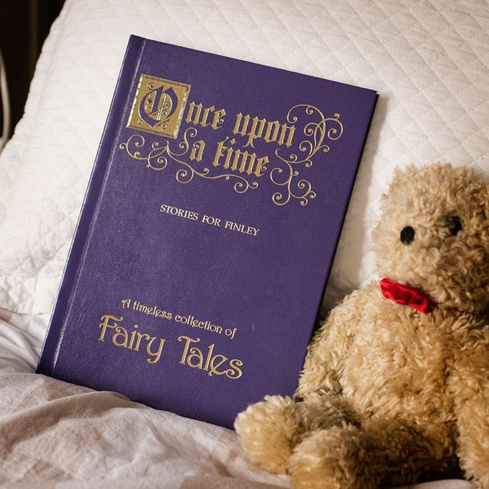 Personalised Book of Fairy Tales – Personalised Gift Solutions