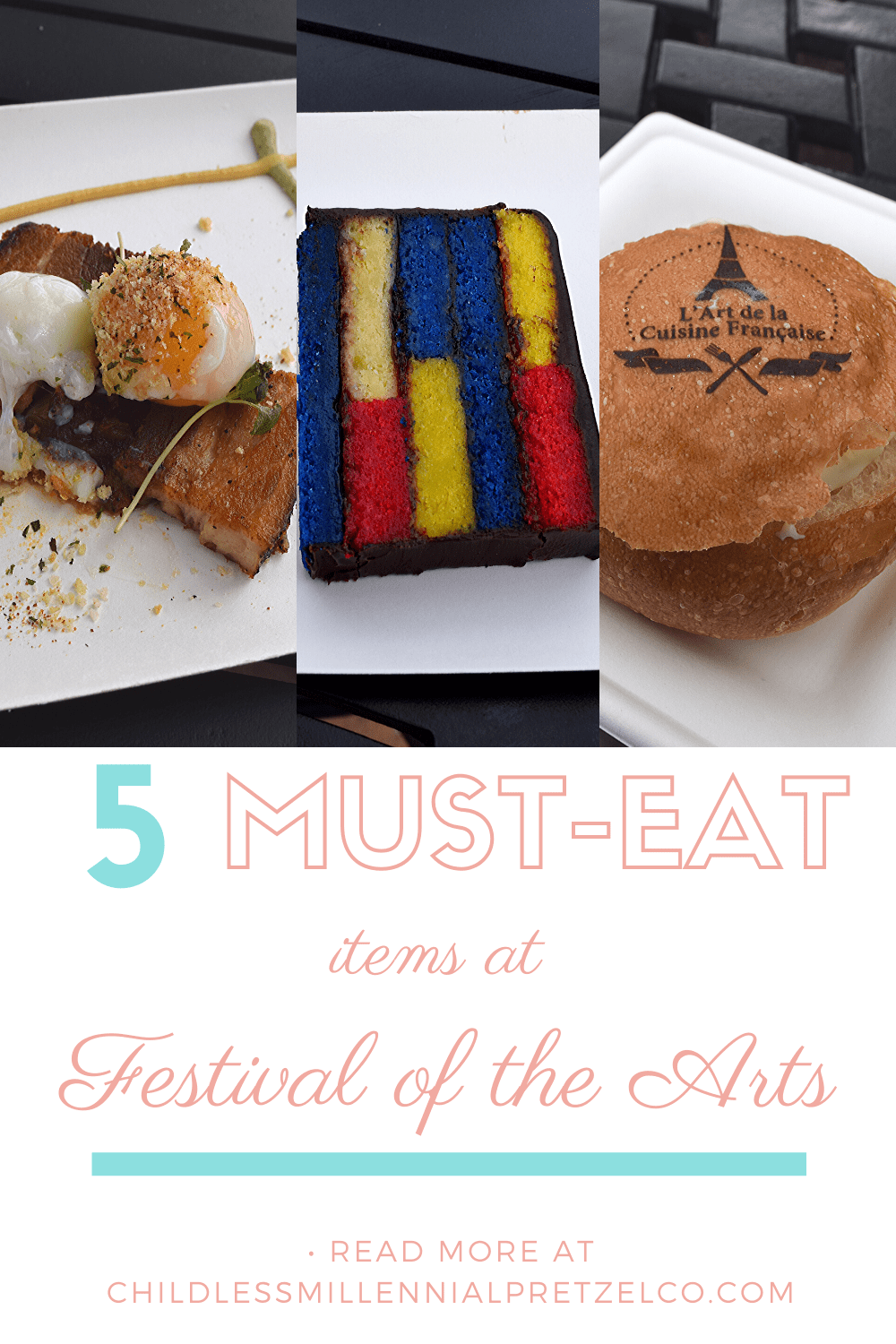 5 Must Eat Items At Festival Of The Arts In 2020 Disney World Food Disney Food Disney Snacks
