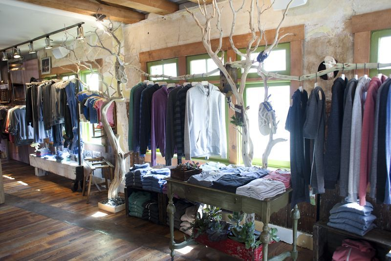 alternative apparel store, venice, CA | Shop interiors ...