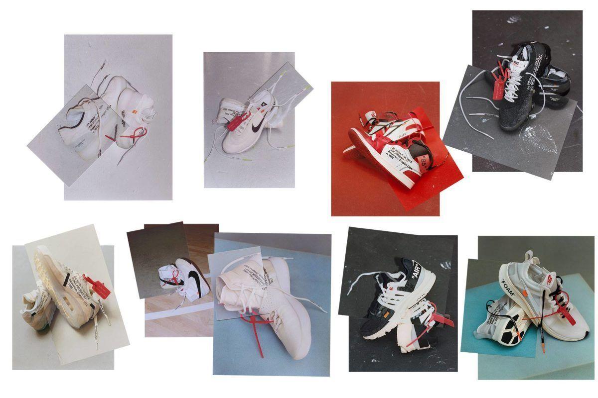Pin von Grailify auf OffWhite x Nike Nike, Turnschuhe
