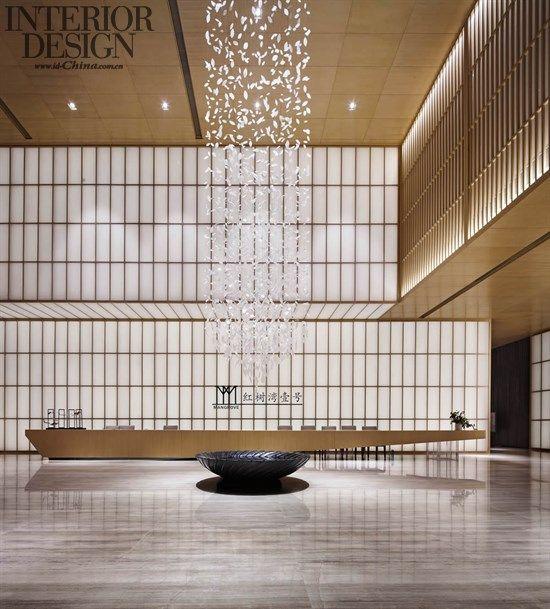 Luxurious Zen Resort: Greenview Mangrove Bay Sales Center _ One