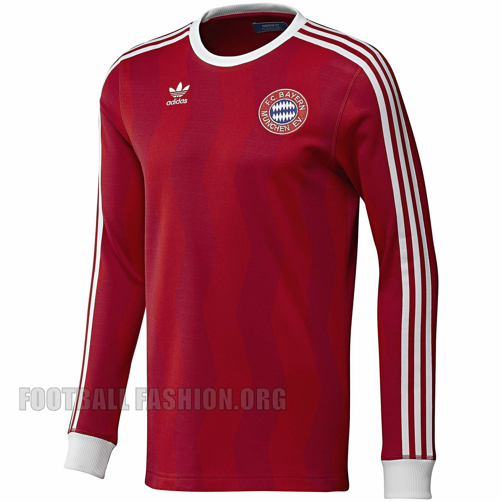 Adidas FC Bayern München 2018 Retro Jersey Leaked Footy