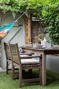 Chiswick - garden