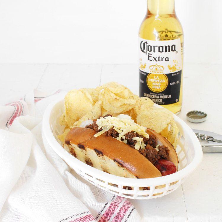 Hot dogs with chili sauce recipe coastal style