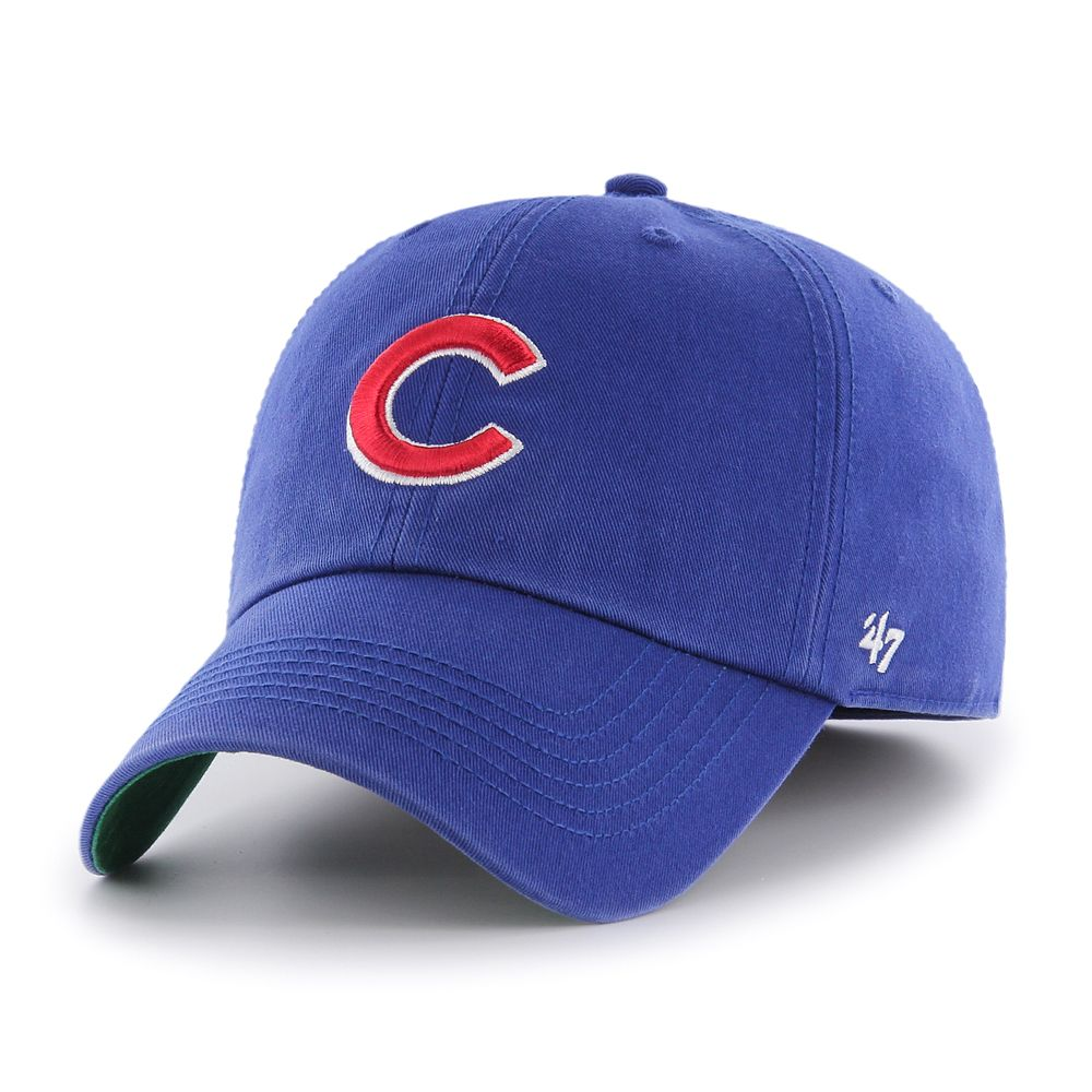 377a9160851 Chicago Cubs Fitted Franchise Hat by  47