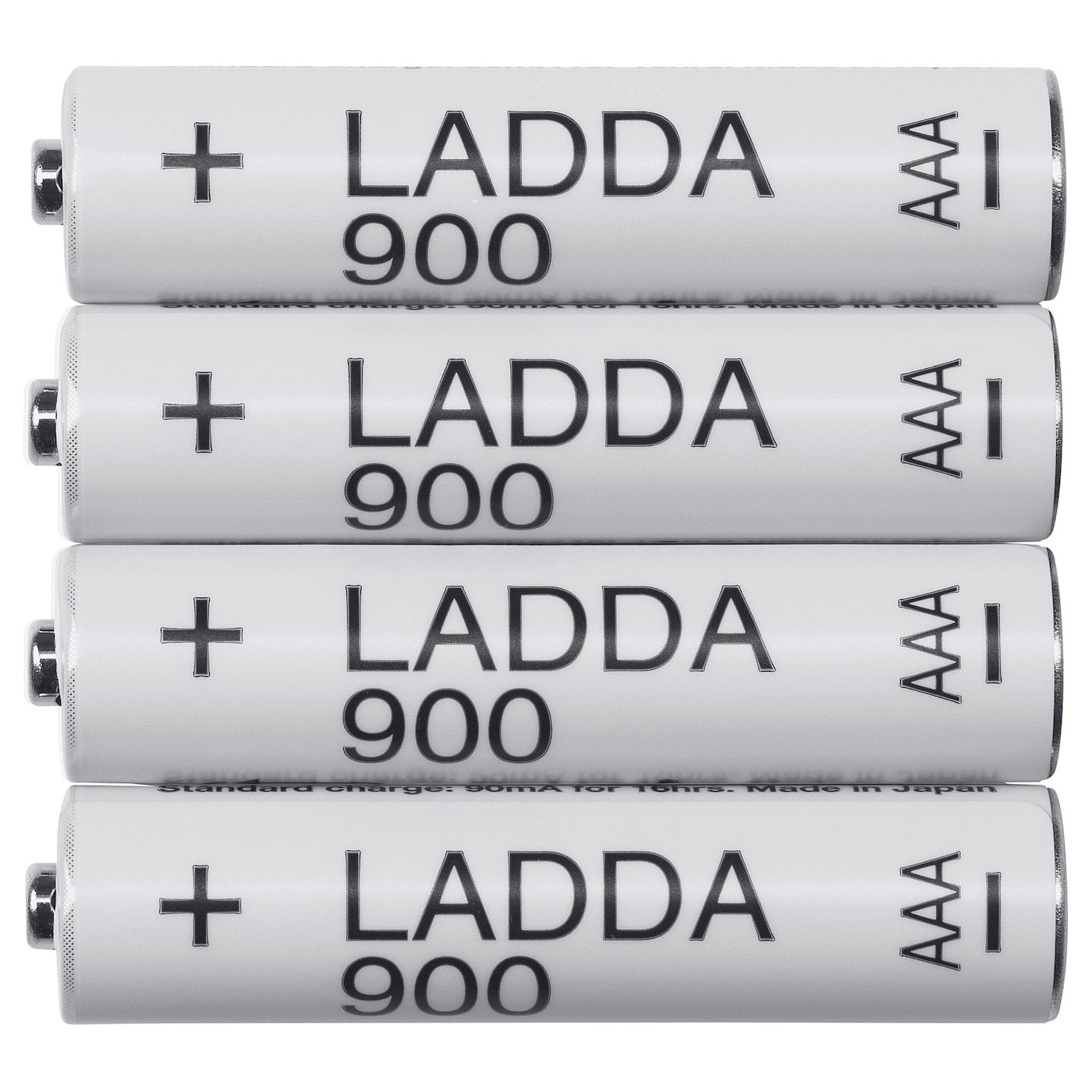Ladda Pile Rechargeable Hr03 Aaa1 2v Ikea Rechargeable Batteries Led Decorative Lights Recharge