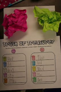 tons of great word work ideas!