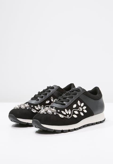 River Island Sneakers laag - black