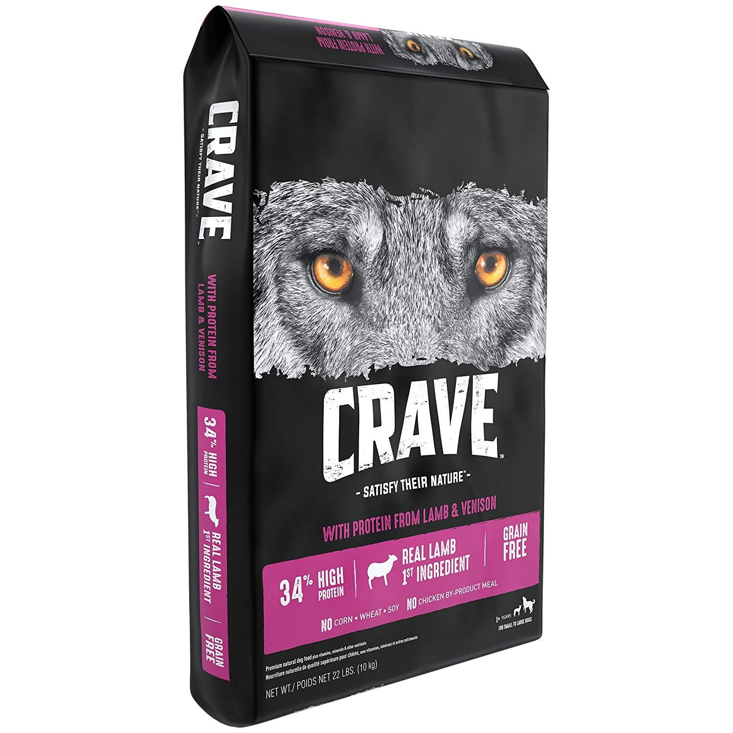 CRAVE Grain Free High Protein Dry Dog Food ** Very nice of