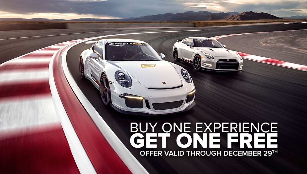Buy One Experience Get One Free Supercar Driving Experience Race Car Driving Las Vegas