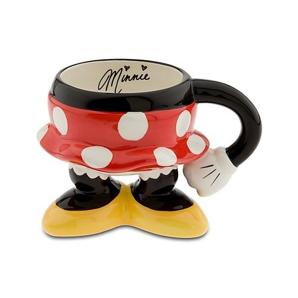 Minnie Mouse Coffee Mug - I have one of these and LOVE IT!