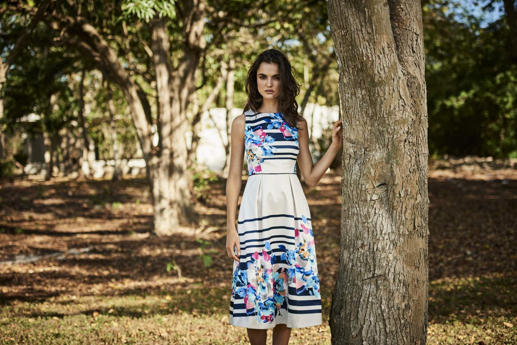 Our Hallie prom dress will ensure you look chic and feminine with effortless flair.