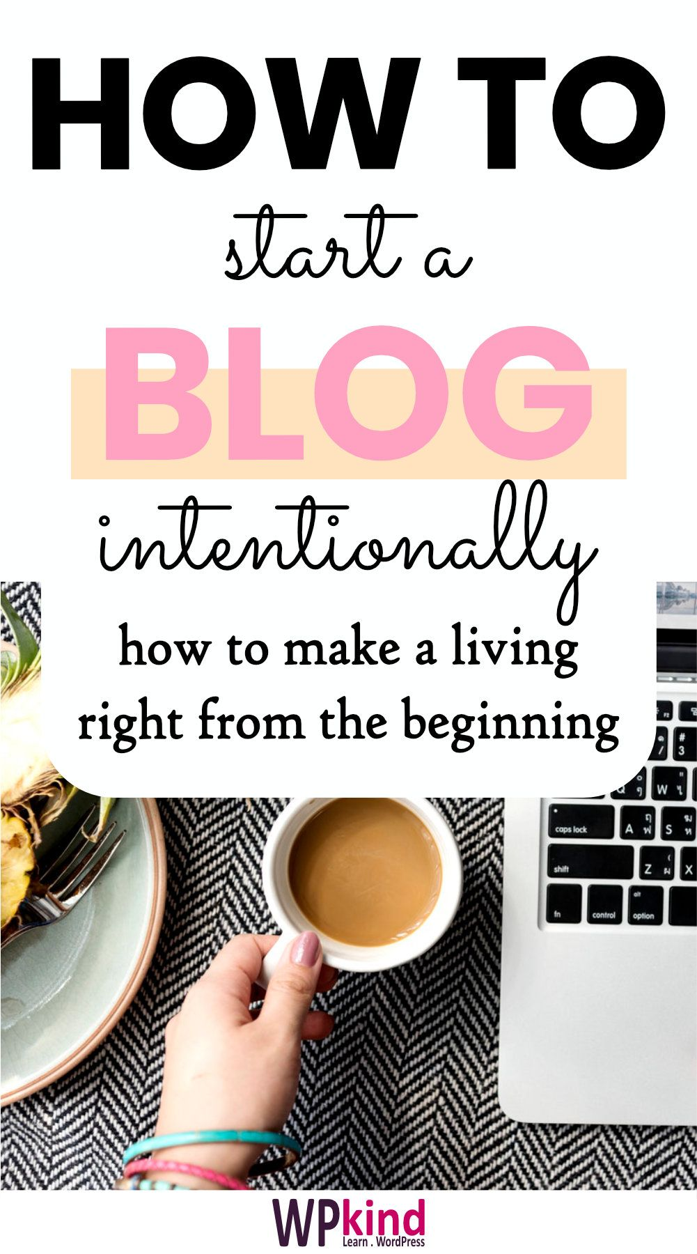 How to start a money-making blog and get traffic immediately. This is a complete guide on how to start a blog on WordPress, through from having idea to getting traffic to your new blog. Start your blog the right way with my easy to follow guide for complete beginners. #startablog #bloggingtips #bloggingforbeginners #bloggingformoney #wordpresstips #wordpresstutorials