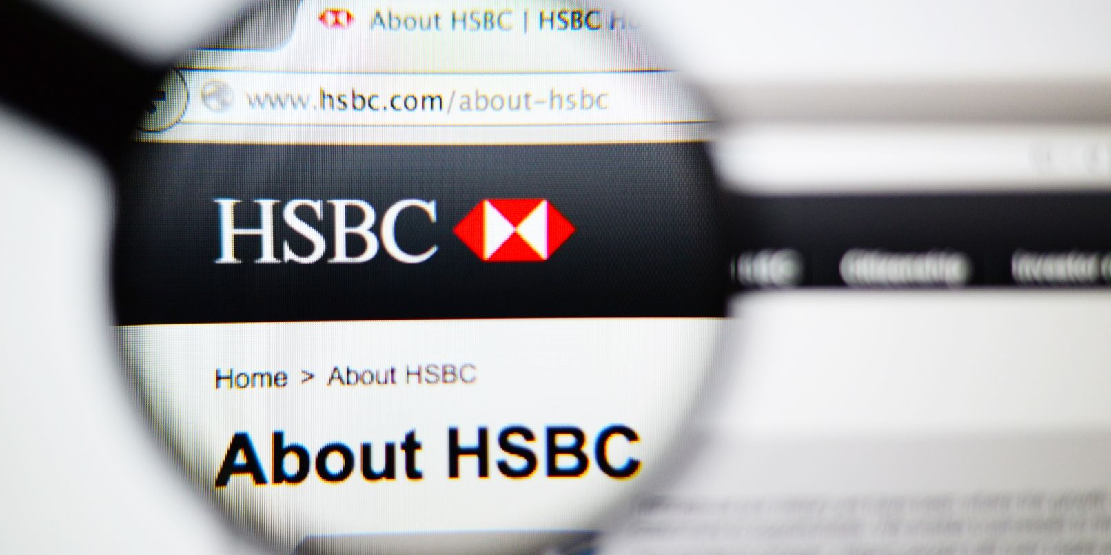 HSBC customers angry after being locked out of their