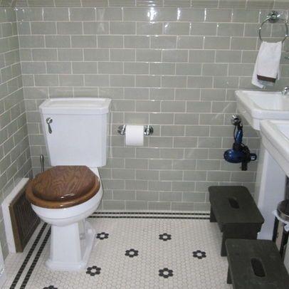 mattson upstairs bath 2 - traditional - bathroom - seattle