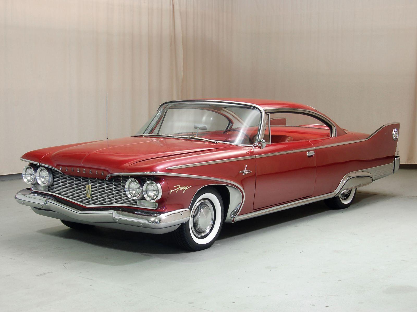 1960 Plymouth Fury | Hyman Ltd. Classic Cars | Pymouth Fury ...