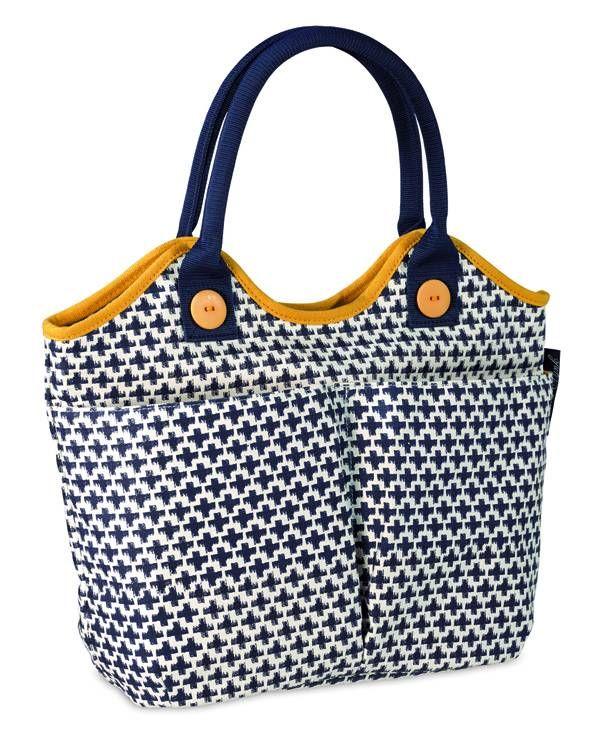 1384606813d mrs-clynk-canvas-tas-bleu-marine | Accessories | Canvas handbags ...