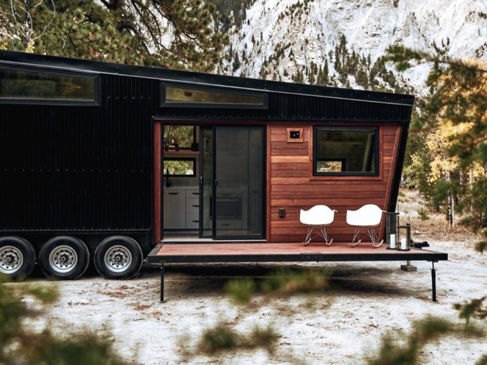 Tour a 'Mad Men' inspired, '50slooking tiny house in 2020