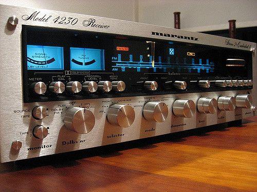 Marantz 4230 Stereo 2 Quadrial 4 Marantz Hifi Vintage Electronics