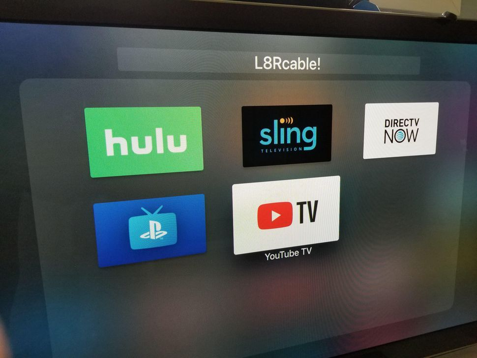 All The Live Tv Streaming Services Compared Which Has The Best Channel Lineup Streaming Tv Live Tv Streaming Tv Options