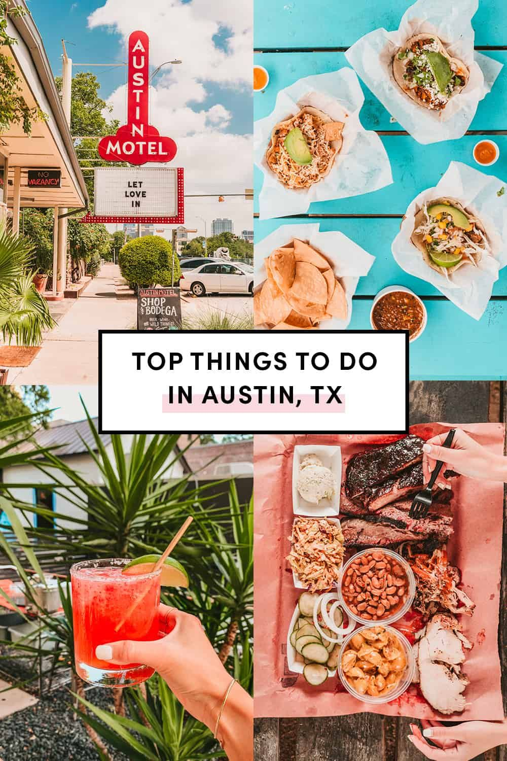 Top Things To Do In Austin Texas by A Taste Of Koko. Eat and play in Austin, Texas - explore this amazing city in 2020! #austintravel #austintexas #exploreaustin www.atasteofkoko.com