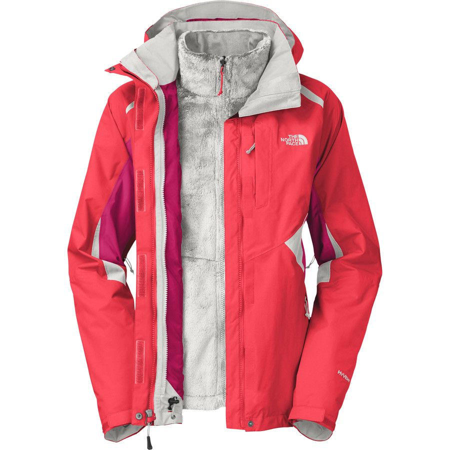 The North Face Boundary Triclimate Jacket Women S Jackets For Women Triclimate Jacket Ski Jacket Women [ 900 x 900 Pixel ]
