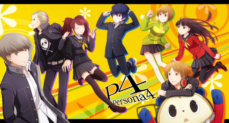 Related Image Persona Persona 4 Persona 4 Wallpaper
