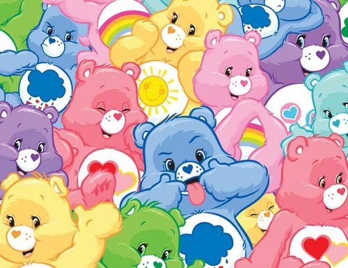 Care bears discovered by maja on We Heart It