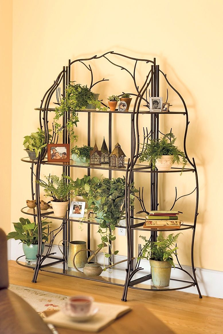 Pin by Launa Allphin on For the Home | Pinterest | Iron work, Bakers ...