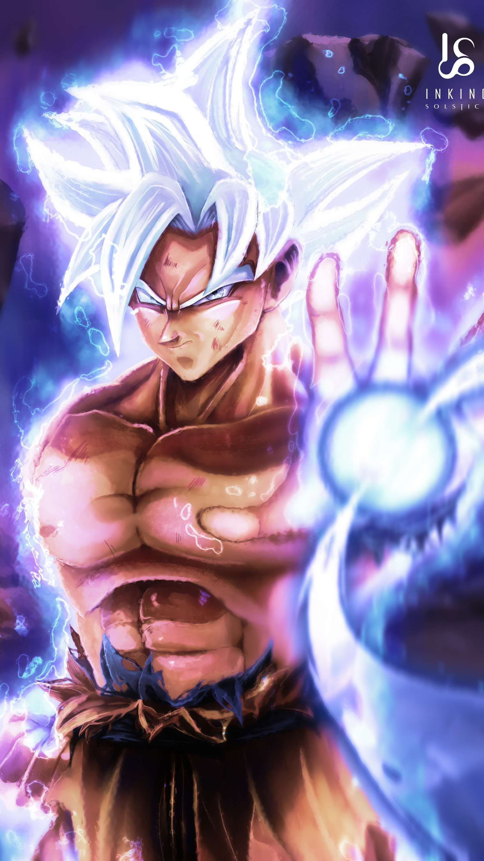 Download Cool Background For Iphone Xs Xs Max 2019 Goku Wallpaper Goku Wallpaper Iphone Anime Dragon Ball Super
