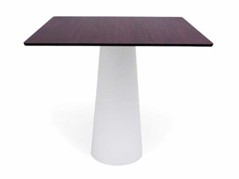 Container Tafel Moooi : Resin table container table 90x90 & 90 round moooi© all tables