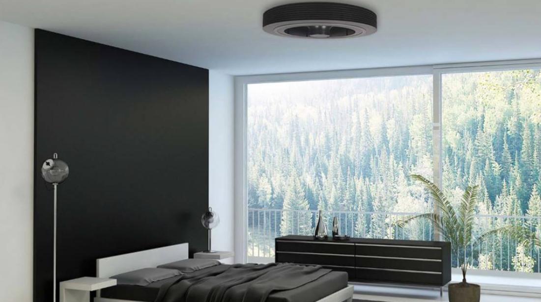 Exhale Le Ventilateur De Plafond Sans Pales Ventilateur Plafond Couleur Mur Chambre Et Couleur Chambre